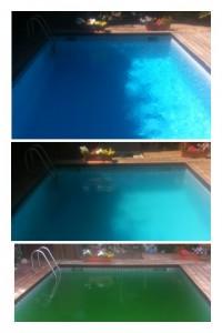recuperación de agua Inverman Pool Majadahonda